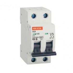 Interruptor-automatico-magnetotermico-1polo+neutro-6k-16A-retelec-SGBE6K1CN16