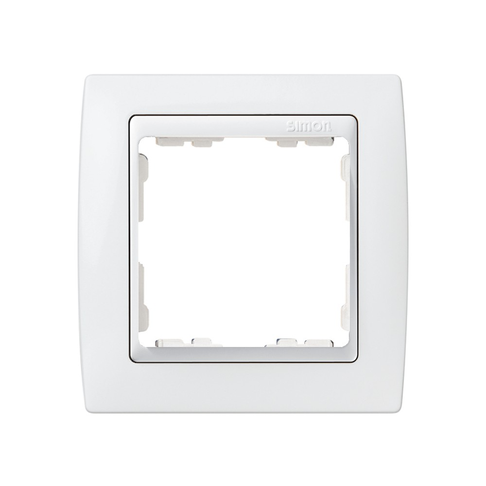 Simon 82610 30 marco 1 elemento blanco simon 82 - Simon 82 blanco ...