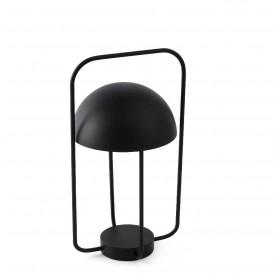 JELLYFISH-LED-Lámpara-portátil-negro-y-oro-24523