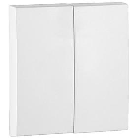 tecla-DOBLE-blanca-efapel-logus-90611tbr