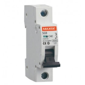 Interruptor-automatico-magnetotermico-1polo-6k-40A-retelec-SGBE6K1C40