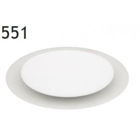 MICRO-downlight-led-empotrable-blanco-8w-efecto-gypsum-jiso-51108